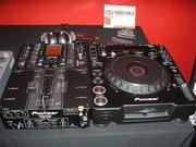 2X Limited Edition CDJ-400-K + DJM-400, Roland, Yamaha n8, Vestax PMC-500