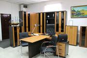 Корпусная мебель,  компьютерные столы,  кресла,  стулья.