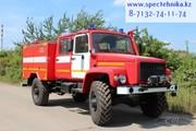 Пожарные автоцистерны (Камаз/Урал/Газ/Зил/Уаз