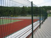Ограждения для спортивных площадок в Казахстане