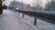 Дорожные барьерные ограждения