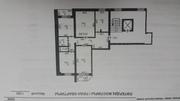 Продаётся 4х комнатная квартира в кирпичном доме,  4/10 этаж