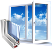 Продаем готовые окна ПВХ без монтажа