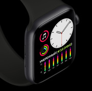 Смарт - часы 42мм Apple Watch Series 3,  без браслета серый корпус