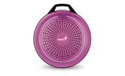 Портативная Bluetooth колонка Genius SP-906BT Plus M2,  цвет фуксия