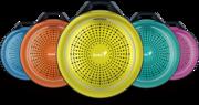 Портативная Bluetooth колонка Genius SP-906BT Plus M2,  золотая